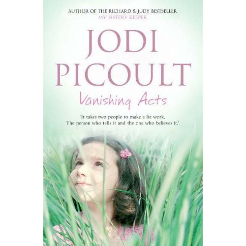 Jodi Picoult - Vanishing Act